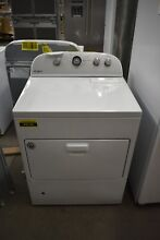 Whirlpool WGD5000DW 29  White Front Load Gas Dryer NOB  49748 HRT