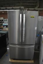 Whirlpool WRF540CWHZ 36  Stainless French Door Refrigerator CD NOB  50248 HRT