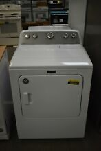 Maytag MEDX655DW 29  White Front Load Electric Dryer NOB  50245 HRT