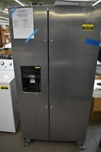 Whirlpool WRS315SDHZ 36  Stainless Side by Side Refrigerator NOB  50199 HRT