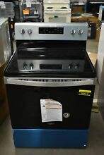 Whirlpool WFE525S0JS 30 Stainless Electric Range NOB  50412 HRT