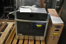 GE JKS5000SNSS 27  Stainless Single Electric Wall Oven NOB  50457 HRT