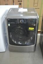 LG WM5000HVA 27  Graphite Steel Front Load Washer  51067 HRT