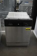 GE GSD3360KSS 24  Stainless Full Console Dishwasher NOB  51177 CLW