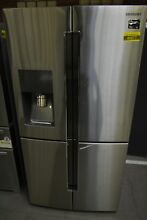 Samsung RF23J9011SR 36  Stainless French 4 Door Refrigerator CD  46877 HRT
