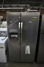 Frigidaire FFSS2615TS 36  Stainless Side by Side Refrigerator NOB  50105 HRT