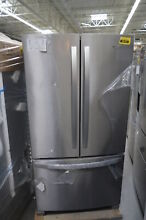 Whirlpool WRF535SWHZ 36  Stainless French Door Refrigerator NOB  36153 HRT