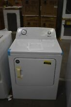 Amana NED4655EW 29  White Front Load Electric Dryer NOB  51316 HRT