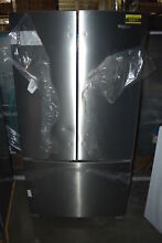 Whirlpool WRF535SWHZ 36  Stainless French Door Refrigerator NOB  31593 MAD