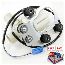 Washer Drain Pump For LG Top Loading Wr1101cw Wire