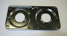 NEW WHIRLPOOL Range Stove Oven Burner Drip Pan PART NUMBER 4389384
