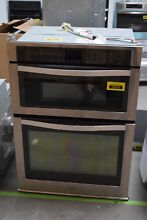 Whirlpool WOC95EC0AS 30  Stainless Microwave Combo Electric Wall Oven NOB  29490