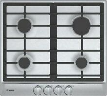 Bosch 500 Series 24 Inch Gas Cooktop Metal Knobs   ONLY LOCAL PICKUP