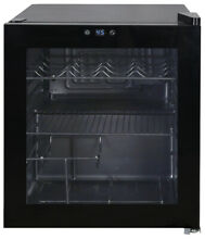 Avanti 1 6 cu  ft  Wine Beverage Cooler Fridge Refrigerator   Black