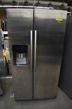 Samsung RS25H5111SR 36  Stainless Side by Side Refrigerator NOB  52638 HRT