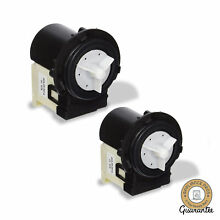 Appliance Pros Compatible Washer Pump for LG 4681EA2001T  2 Pack