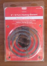 Smart Choice 6 3 Turn Heating Element 133885 for Electric Stove Top