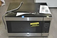 GE JES1657SMSS 22  Stainless Steel Countertop Microwave NOB  86036 HRT