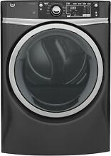 GE Electric Dryer with 8 3 Cu  Ft  Capacity with 13 Cycle  28 Inches OPEN BOX