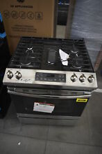 GE JGSS66SELSS 30  Stainless Slide In Gas Range NOB  39591 CLW