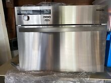 Miele 24  Stainless Steel Built in Convection Steam Oven DG 155 2