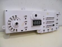 GE Washer user interface and main control board WH12X10544
