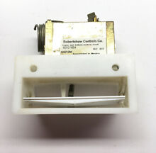 Used Kenmore Refrigerator Air Damper Control Assembly WP12571701  AA4