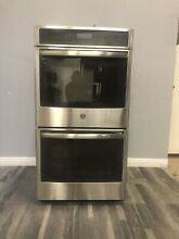GE JK5500SFSS 27  Stainless Steel Built In Double Convection Wall Oven