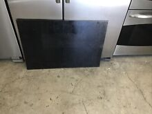 WHIRLPOOL STOVE OUTER DOOR GLASS OEM P N WB56X1902 263290 332067 4336721
