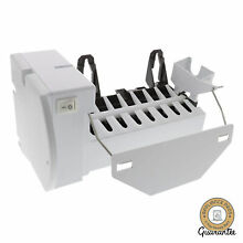 Appliance Pros AP WR30X10093 Durable Ice Maker For Freezer  Refrigerator