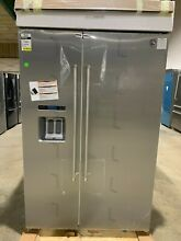 KitchenAid KBSD608ESS 29 5 cu  ft  Built In Side by Side Refrigerator