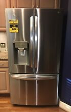 LG LFXS28968 27 9 cu ft  French Door Refrigerator   Stainless Steel