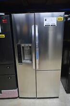 LG LSXC22486S 36  Stainless Side By Side Refrigerator  37243 CLW