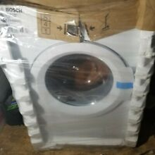 Bosch 300 Series Front Load Washer   Ventless Dryer set WAT28400UC   WTG86400UC