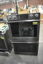 Samsung NV51K7770DG 30  Black Stainless Double Wall Oven NOB  103660