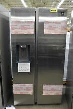 Samsung RS27T5200SR 36  Stainless Side By Side Refrigerator NOB  103831
