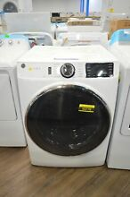 GE GFD65GSSNWW 28  White Front Load Smart Gas Dryer NOB  93778