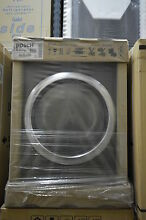 Bosch WTVC533AUS 27  Anthracite Front Load Electric Dryer NIB  8589 WLK