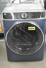 GE GFD85ESPNRS 28  Royal Sapphire Front Load Electric Dryer NOB  105364