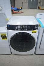 GE GFD85ESSNWW 27  White Front Load electric dryer  NOB  102454
