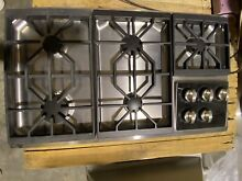 WOLF CT36G S 36  NATURAL GAS COOKTOP