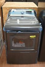 GE GTD72GBPNDG 27  Diamond Gray Front Load Electric Dryer NOB  92847 MAD