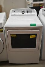 GE GTD65GBSJWS 27  White Front Load Gas Dryer NOB  44102