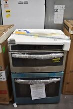 GE Profile PT7800SHSS 30  Stainless Microwave Oven Combo Wall Oven NOB  106534