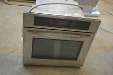 Jenn Air JJW2330WS 30  Stainless Single Electric Wall Oven NOB  1528