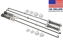 W10780048 Washing Machine Suspension Rods Kit  4 PC  for Whirlpool Maytag Washer