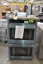 GE Cafe CTD70DP2NS1 30  Stainless Built In Double Electric Wall Oven NOB  103792