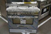 Fisher Paykel OR36SCG4X1 36  Stainless Professional Natural Gas Range  106166
