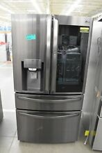LG LRMVC2306D 36  Black Stainless Counter Depth French Door Refrigerator  111002