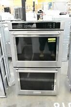 KitchenAid KODE500ESS 30  Stainless Steel Double Wall Oven  111477